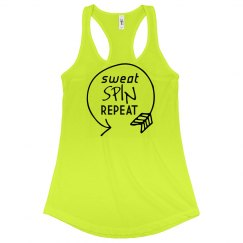 Sweat Spin Repeat