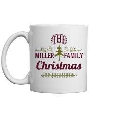 Family Christmas Design