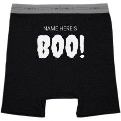 Custom Halloween Briefs
