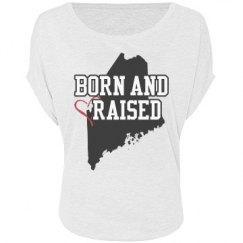 Born and Raised- ME