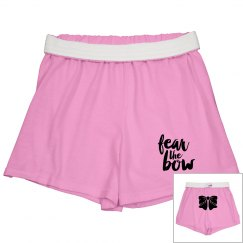 Fear the bow shorts