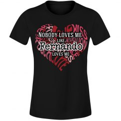 Love me like Fernando