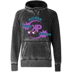 KP Smoke-Purple Hoodie