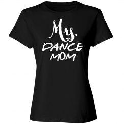 Mrs dance mom