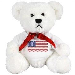 Artsy US Flag