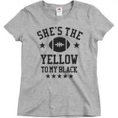 The Yellow To My Black Besties