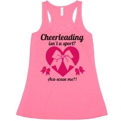 Cheerleading Is The Best Sport Crop
