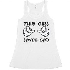 This Girl Loves God