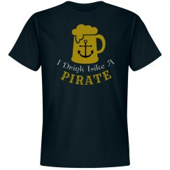 Drink Like A Pirate