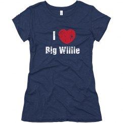 Love Big Willie