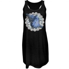 Blue Seashell Aquamarine