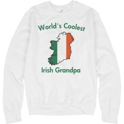 World's coolest Irish Grandpa