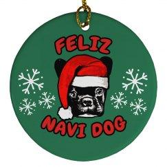 Navi Dog Ornament