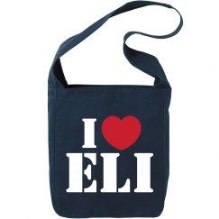 I love Eli