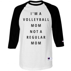Volleyball Cool Mom
