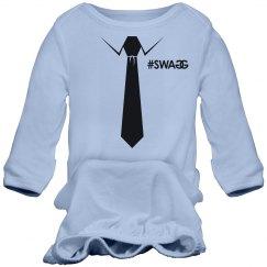 Baby Boy Tie Swag