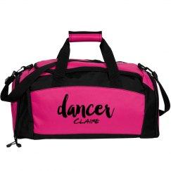 Claire. Dancer