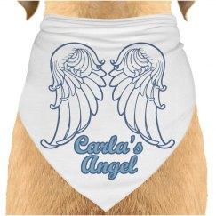 Carla's Angel Bandana
