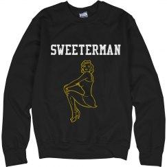 Sweeterman Sweater Gold