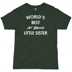 Best being little sister