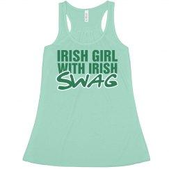 Irish Girl Swag
