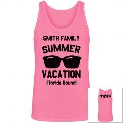 Family Florida Vacation 2