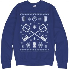 Kingdom Hearts Ugly XMAS Sweater