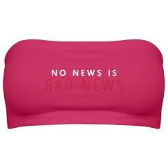 No New Is Bad News