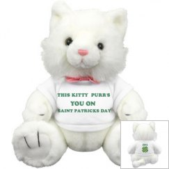 Kitty Purrs/Saint Patrick