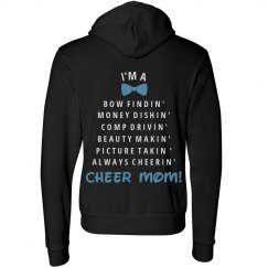 Bow Findin' Cheer Mom