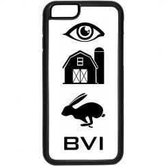 Eye, Barn, Hare BVI 4/4s Case