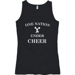 One nation under cheer