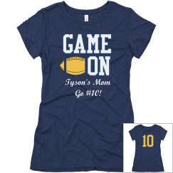 Game On Football Tee