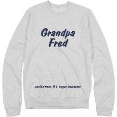 Grandpa fred