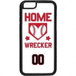Home Wrecker Iphone Case