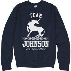Team Johnson