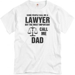 Lawyer Dad