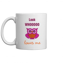 Valentine Coffe Mugs for Her