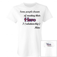 my hero shirt (female)