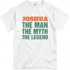 Joshua the man