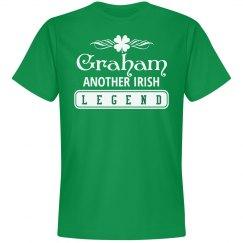 Graham another Irish Legend