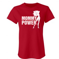 Mommy Power Shirt