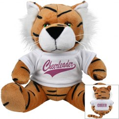 Cheerleader Tiger
