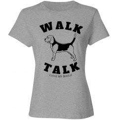 I love my Beagle shirt