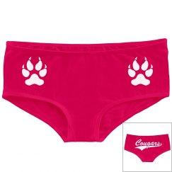 Cougars Boy Shorts