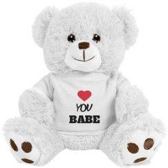 love you babe