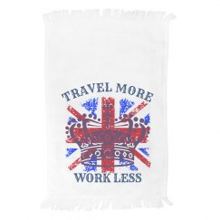 Travel More Towel