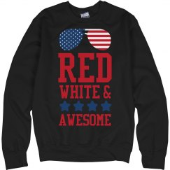 I'm Red White & Awesome