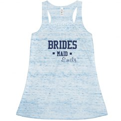 Custom Bridesmaid top