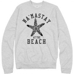Na'Mastay At The Beach